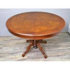 Rozkládací jídelní stůl 18980A 80x120 cm dřevo MDF deska