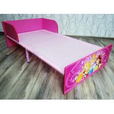 Dětská postel PRINCESS 19683A 21x78x144 cm dřevolaminát kov