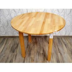 Jídelní stůl JANWOOD 19589A 75x100 cm buk masiv