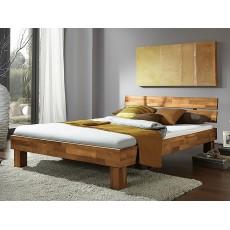 Manželská postel ARESWOOD 19900A 212x145 cm dub masiv